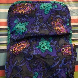 Handbags - Blue and Green Make up Bag